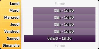 Horaires Société Générale - Agence AIZENAY