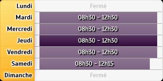 Horaires du Société Générale - Agence - Bourg-Saint-Maurice, 87 Avenue du Centenaire