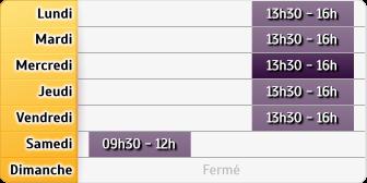 Horaires La Poste - Tourville la Riviere