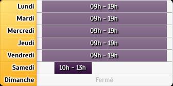 Horaires La Poste - Paris Bourse