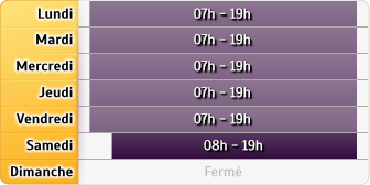 Horaires La Poste - Dijon Monge