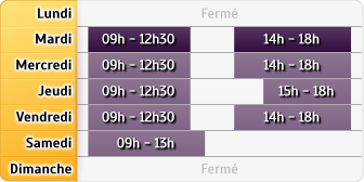 Horaires LCL Bolbec