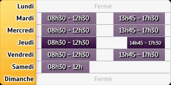 Horaires LCL - Amélie-les-Bains-Palalda