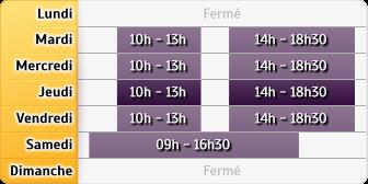 Horaires Société Générale Orly