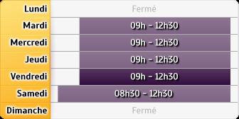Horaires Société Générale Fontenay le Comte