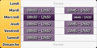 Horaires Société Générale Hyeres Gare