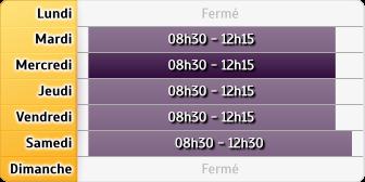 Horaires Société Générale Pernes Les Fontaines