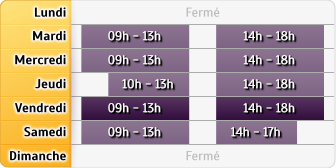 Horaires Agence Colombes