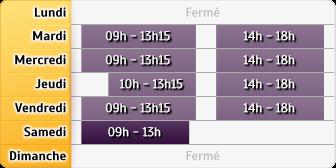 Horaires Agence Maisons Alfort Charentonneau