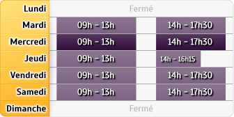 Horaires Agence Chevilly Larue