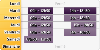 Horaires Agence Domfront Poiraie