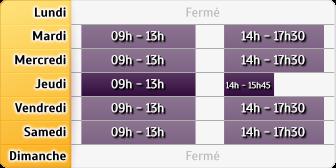 Horaires Agence Breteuil Sur Noye