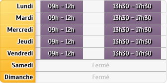 Horaires Macif Vitry le Francois