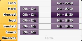 Horaires AXA Assurance - Fabrice Leurent - Comines