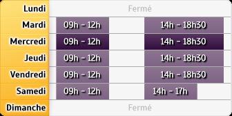 Horaires AXA Assurance FRANCK CLEMENT