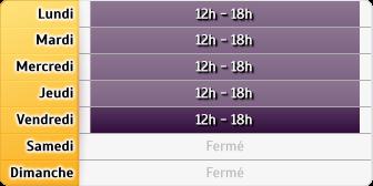 Horaires La Poste - Fort De France Terres Sainville