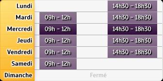 Horaires Mma Aix En Othe Les Vannes - Aix-en-Othe