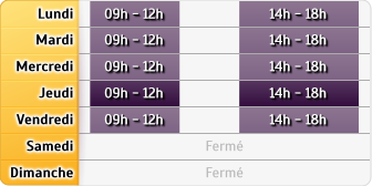 Horaires Mma Rennes Janvier