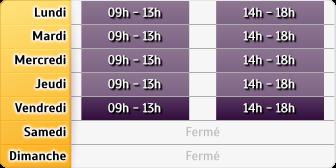 Horaires Mma - Boissy-Saint-Léger